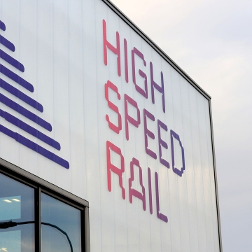 High Speed Rail