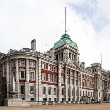 CP Electronics Project Old Admiralty Building