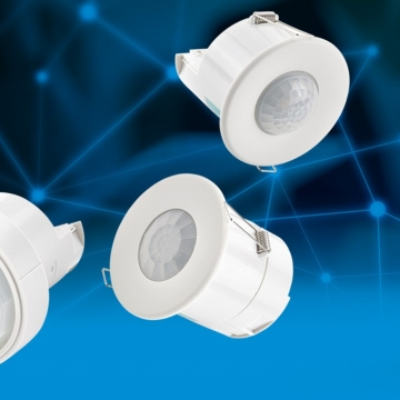 CP Electronics launch new range of Casambi-enabled wireless detectors