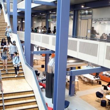 RAPID system provides flexible control for London School of Economics