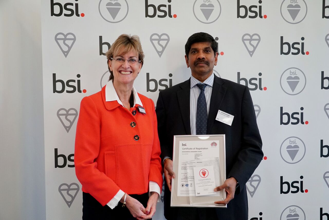 BSI awards