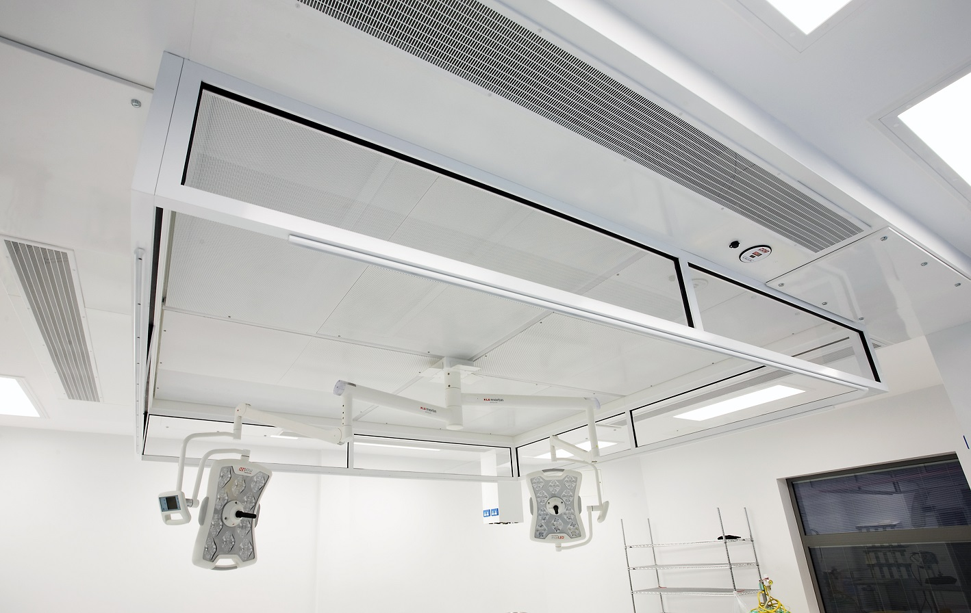 Hospital 3 & CP Electronics supplies lighting controls for cutting-edge Oswestry ...