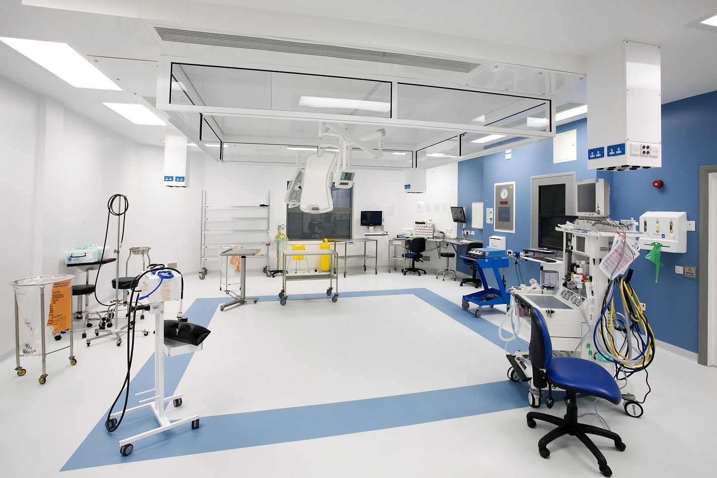 Hospital 4 & CP Electronics supplies lighting controls for cutting-edge Oswestry ...