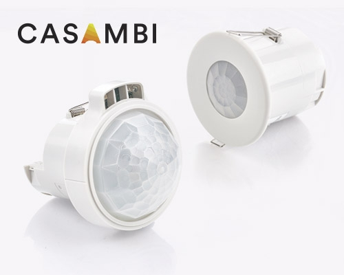 Casambi Enabled Wireless Presence Detectors
