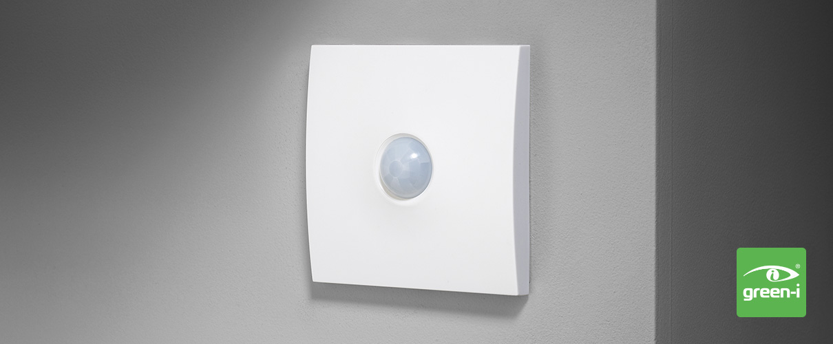 Pds Prm Wall Mounted Pir Sensors Amp Dimmers Green I