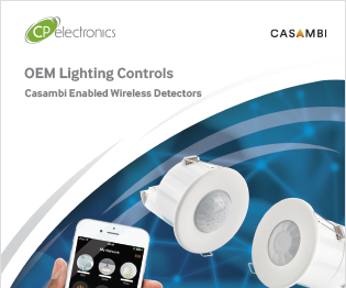 CP electronics - OEM Lighting Controls Brochure