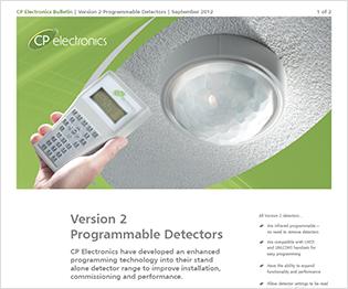 Programmable Detectors