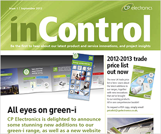 September 2012: inControl issue 1