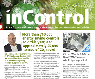 December 2013: inControl issue 5