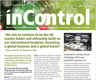 December 2014: inControl issue 7